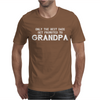 Best Dads Get Promoted To Grandpa Mens T-Shirt