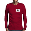 Best Friend Mens Long Sleeve T-Shirt