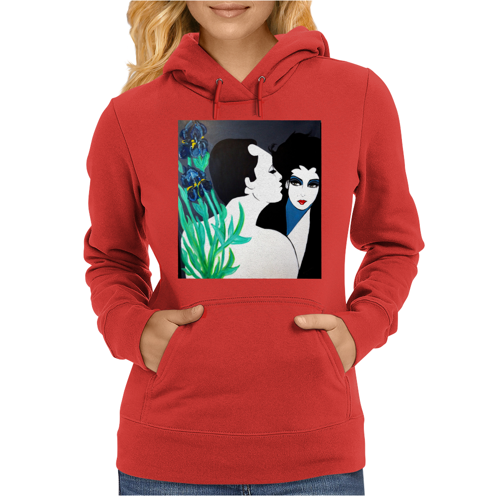 BEST FRIENDS Womens Hoodie