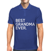 Best Grandma Ever Mens Polo