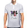 Besties, best friends Mens Polo