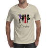 Besties, best friends Mens T-Shirt