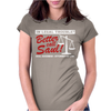 Better Call Ad Womens Fitted T-Shirt