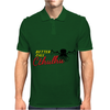 Better call Cthulhu Mens Polo