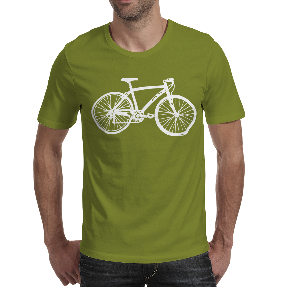 Bicycle Mens T-Shirt
