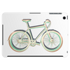 bicycle mountain bike retro colors Tablet