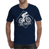 Bicycle Ride Forever Cycling Mens T-Shirt