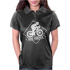 Bicycle Ride Forever Cycling Womens Polo