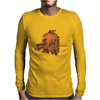 Big Bad Wolf Mens Long Sleeve T-Shirt