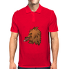 Big Bad Wolf Mens Polo