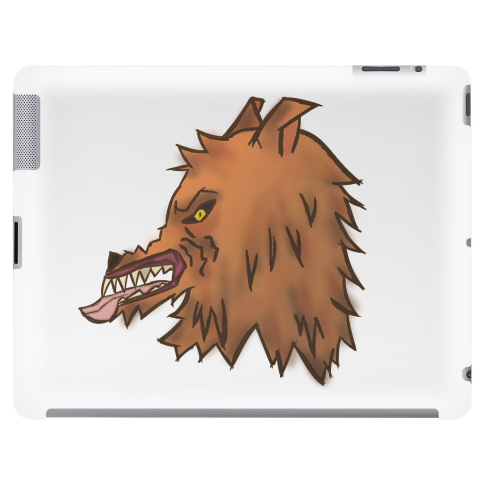 Big Bad Wolf Tablet (horizontal)
