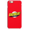 Big Bang Theory Bazinga - Sheldon Cooper Quote - TBBT - BBT - Penny, Leonard, Howard, Raj - BAZINGA! Phone Case