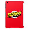 Big Bang Theory Bazinga - Sheldon Cooper Quote - TBBT - BBT - Penny, Leonard, Howard, Raj - BAZINGA! Tablet