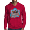 Big Bang Theory Justice League Mens Hoodie