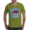 Big Bang Theory Justice League Mens T-Shirt