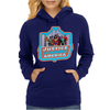 Big Bang Theory Justice League Womens Hoodie