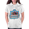 Big Bang Theory Justice League Womens Polo