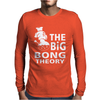 Big Bong Theory Mens Long Sleeve T-Shirt