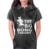 Big Bong Theory Womens Polo