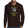Big Boss is watching you Mens Hoodie