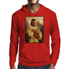 Big Boss Jesus - Metal Gear Mens Hoodie