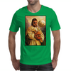Big Boss Jesus - Metal Gear Mens T-Shirt
