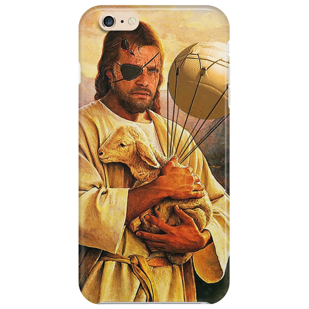 Big Boss Jesus - Metal Gear Phone Case