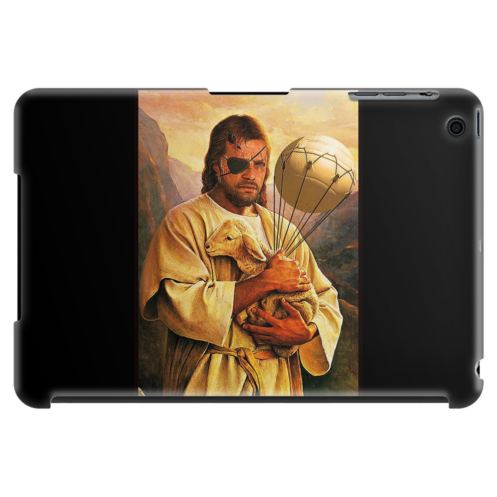 Big Boss Jesus - Metal Gear Tablet (horizontal)