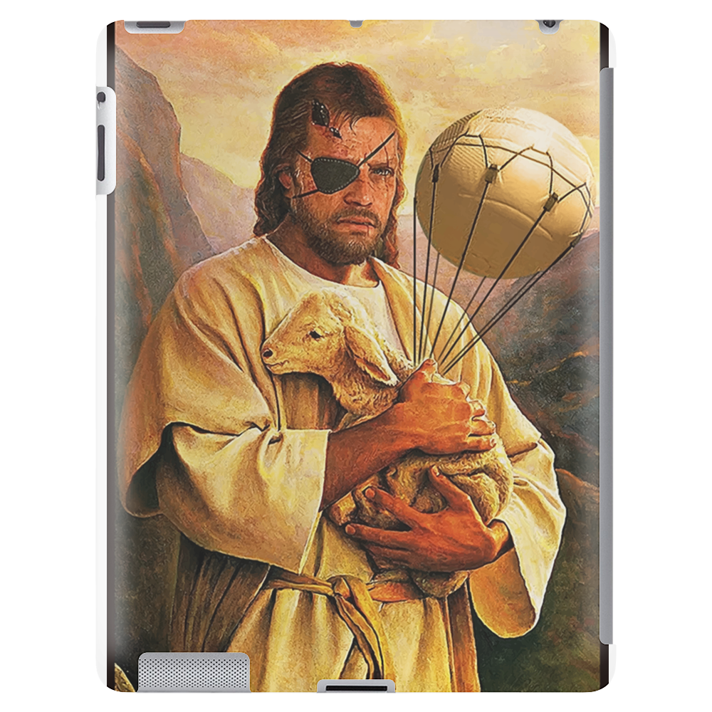 Big Boss Jesus - Metal Gear Tablet (vertical)