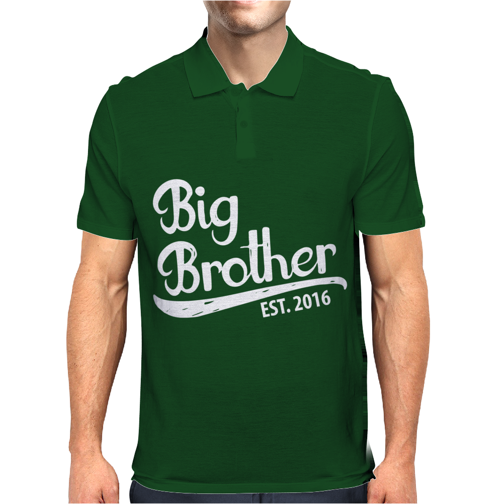 Big Brother 2016 Mens Polo