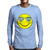 big celtic smiley Mens Long Sleeve T-Shirt