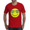 big celtic smiley Mens T-Shirt