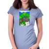 Big City Dreams Womens Fitted T-Shirt