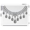 Big Diamonds Necklace Tablet