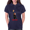 Big Ern Kingpin Ernie McCracken Womens Polo