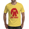 BIG FOOT Mens T-Shirt
