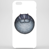 Big Grey Phone Case