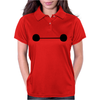 BIG HERO 6 BAYMAX EYES Womens Polo