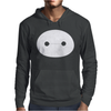 Big Hero 6 Baymax Head Eyes Mens Hoodie