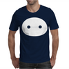 Big Hero 6 Baymax Head Eyes Mens T-Shirt
