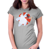 Big Hero 6 by lobatalobos Womens Fitted T-Shirt