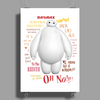 Big Hero 6 Poster Print (Portrait)