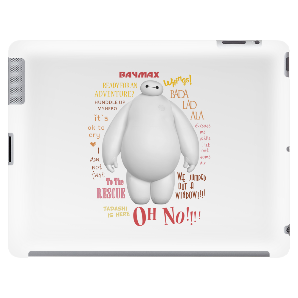 Big Hero 6 Tablet