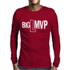 BIG L Mens Long Sleeve T-Shirt