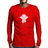 Big Mens Long Sleeve T-Shirt
