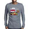 Big Minion Theory Herren Mens Long Sleeve T-Shirt