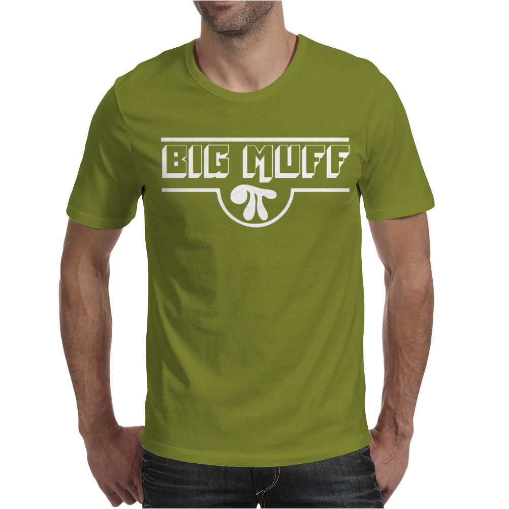BIG MUFF new Mens T-Shirt
