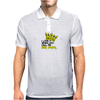 Big papa Funny Humor Geek Mens Polo