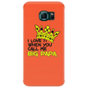 Big papa Funny Humor Geek Phone Case