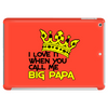Big papa Funny Humor Geek Tablet